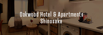 Oakwood Hotel & Apartments Shinosaka